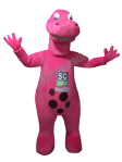 Sanggaralle Costume mascot productions