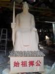 Patung styrofoam zhiang