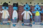 Kostum Masko Perusahaan LEBARAN