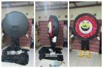 Kostum Maskot Perusahaan PAPPER LUNCH