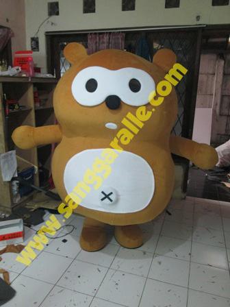 Jasa pembuatan kostum maskot Ponta