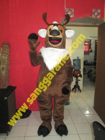 Jasa pembuatan kostum maskot Carribou