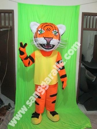 Jasa pembuatan kostum maskot Macan TSI