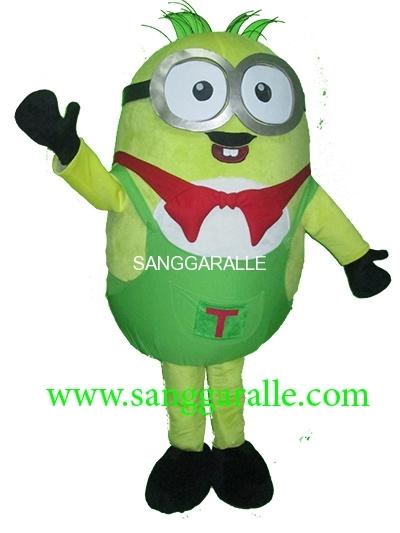 Kostum Maskot Perusahaan_8118