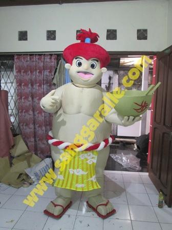 Jasa pembuatan kostum maskot IPPO