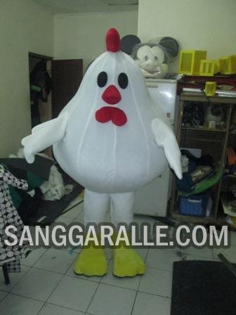 Jasa pembuatan kostum maskot Hop-Hop