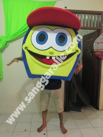 Jasa pembuatan kostum maskot Gondola Ancol