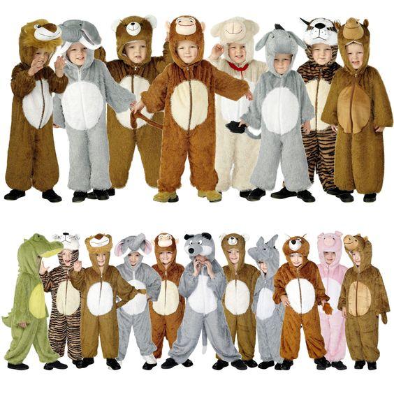 Kostum karakter hewan | Kostum anak