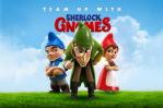 Dekorasi Ulang tahun tema Sherlock Gnomes