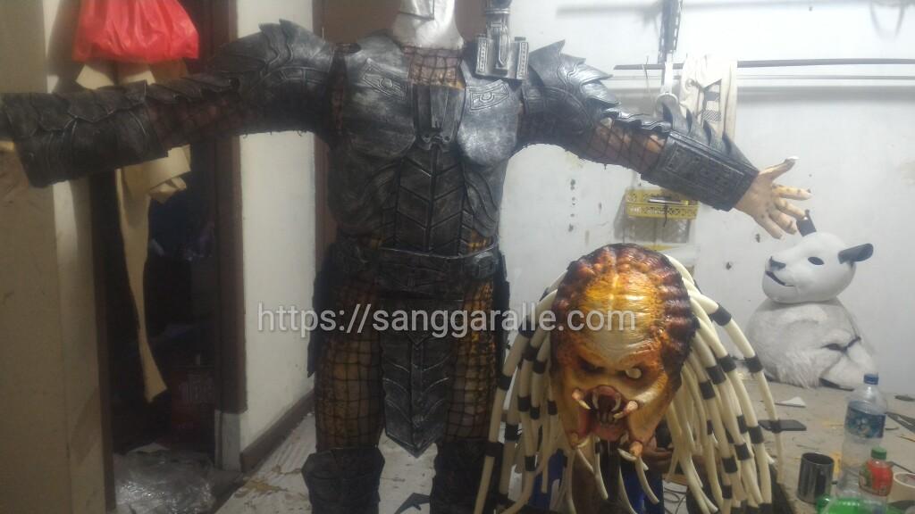 Armor predator