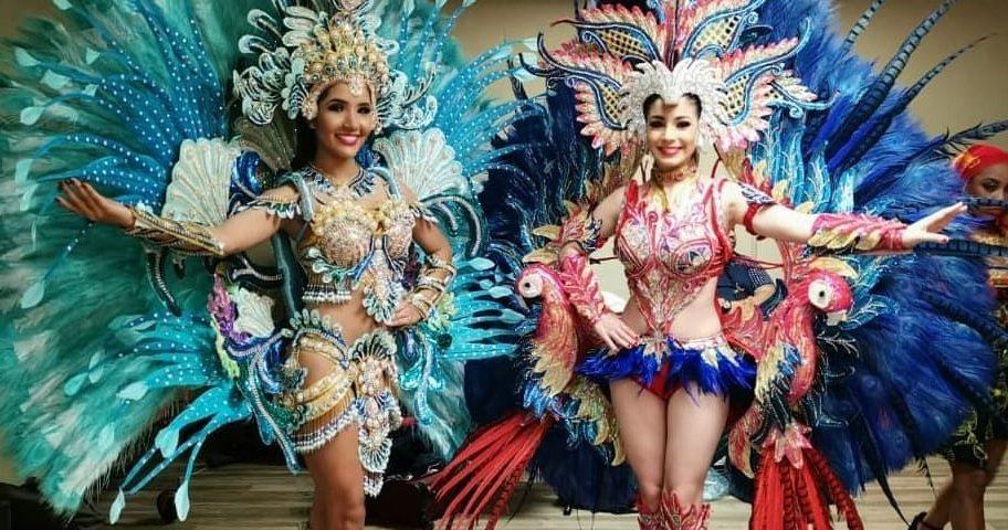 Kostum Maskot Karnaval